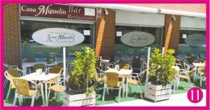 restaurante casa miguelin en guadalajara