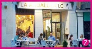 restaurante la andaluza lc de guadalajara