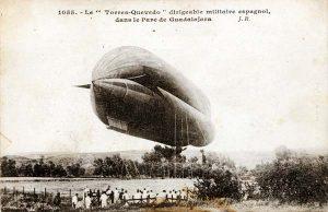 Torres Quvedo, 1908