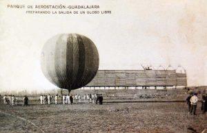 hangar, 1910