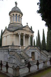 Cementerio de Guadalajara, panteón de los marqueses de Villamejor