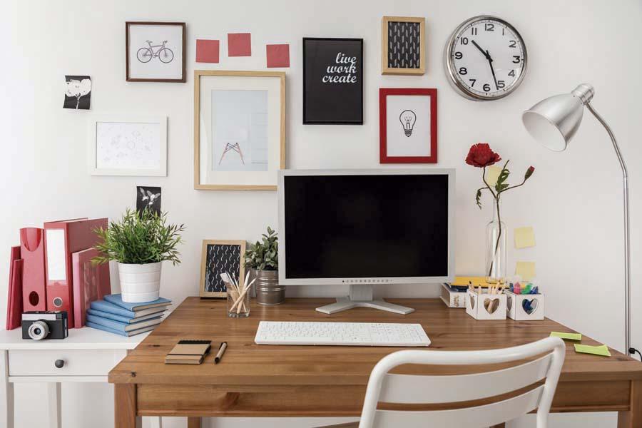 consejos para crear un rincón de trabajo en casa