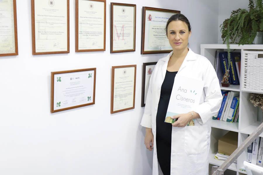 nutricionista Ana Cisneros