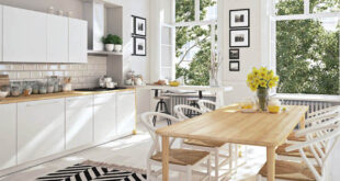 cocina práctica y funcional
