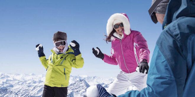 proteger los ojos de la nieve