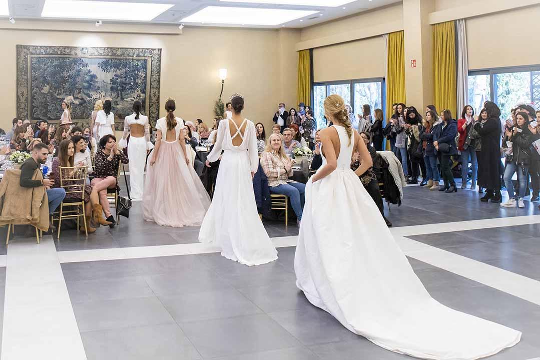 la Coqueta Lola colección novia 2020