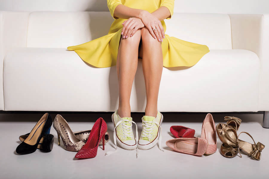 elegir calzado